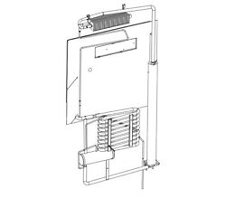 Norcold 637080 Refrigerator Cooling Unit
