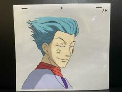 Hunter X Hunter Animation Cel Of Hisoka In The Early Works From Japan