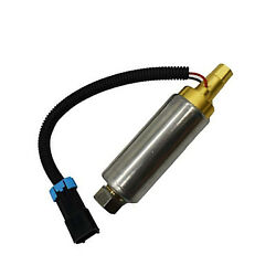 Electric Fuel Pump Replacement For Mercury Mercruiser Boat Engines 861155a3