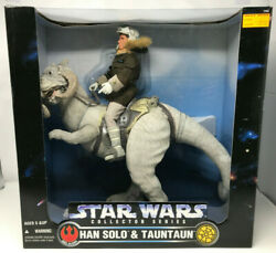Kenner 1997 Star Wars Collector Series 12 Han Solo And Tauntaun Action Figures