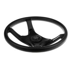Abs Replacement 13 4 Spoke 19mm Marine Sports Yacht Boat Steering Wheel