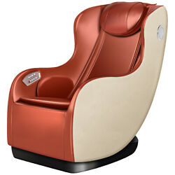 New Full Body Electric Massage Chair Recliner Heating Foot Roller Zero Gravity
