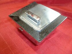 1967 Ford Mustang Mercury Cougar Center Console Ashtray Assembly Good Cond 67 R