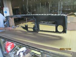 1969 Pontiac Firebird Convertible Parts Project Whats Left Dashboard With Phs