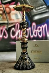 Maklaud Helios Project19 Exclusive Limited Edition Hookah Russian