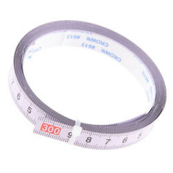 300cm Self Adhesive Tape Measure Sewing Tables Machines And Workshops R To L