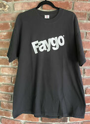 Vintage Faygo T Shirt Image Officially Licensed Size Xl