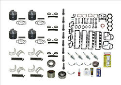 Rebuild Kit Force Outboard Bottom Guided 120 1991 - 1995 Std .020 .030 .040