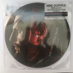 Mike Oldfield Nuclear 7 Vinyl Picture Disc Limited Rsd 2016 Metal Gear Solid V