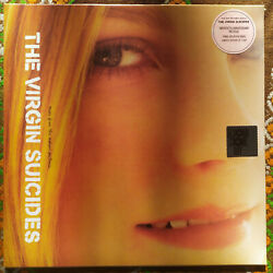 The Virgin Suicides Music From The Motion Picture Lp Vinyl Pink Limited Rsd 2020