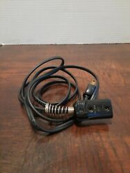Corning Ware Parts 10 Cup Electric Percolator Coffee Pot E-1210 Power Cord Only.