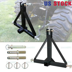 3 Point 2 Trailer Receiver Hitch Drawbar For Quick Hitch Imatch Cat 1 Tractor