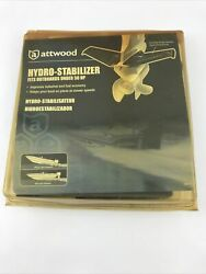 Attwood Gull Wing Boat Hydro-stabilizer Under 50 Hp 9401-7 New In Box