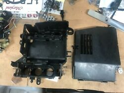 Suzuki Df40/50 Engine Control Electronics Compartment-exc Cond W/cover And Washers