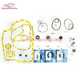 Smma Gd6 Gd8 Transmission Overhaul Kit Oil Seal For Honda Fit Transpeed T17202a