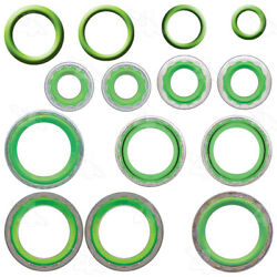A/c System O-ring And Gasket Kit Fits 2005-2010 Jeep Grand Cherokee Commander Co