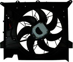 Engine Cooling Fan Assembly-professional Parts Sweden Fits 03-14 Volvo Xc90