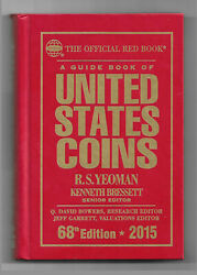 The Official Red Book 2015 - By R.s. Yeoman - 68 Th Edition