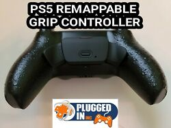 Sony Ps5 Remappable Paddles Black - Back Grip Controller