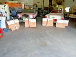 1956 Ford Fairlane Victoria Doors Two Front Two Back Rare To Find