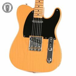 2004 Fender American Vintage And03952 Telecaster Butterscotch Blond