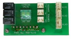 Compool 11040b Auxiliary Valves Module For Compool Cp-2000 Pool-spa System