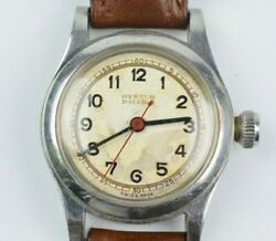 Vintage Rolex Oyster Raleigh Man 1940s Rare Watch 30mm Manual Movement Swiss