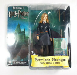 Neca Harry Potter Series 1 Hermione Granger With Wand And Base Order Of Phoenix