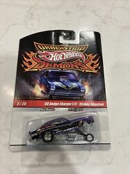 Hot Wheels Drag Strip Demons And03969 Dodge Charger F/c Shakey Situation 5/25 Rr