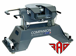 Bandw Rvk3305 Companion Oem Fifth 5th Wheel Hitch For Ford Puck 4 Prep Package 25k