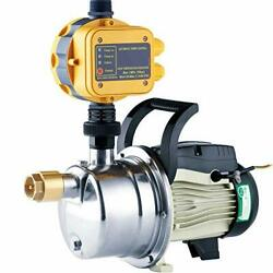 Tdrforce 1/2 Hp Pressure Booster Pump Automatic Water Pump Tankless Shallow Well