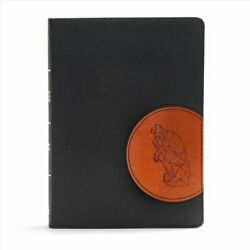 Csb Apologetics Study Bible For Students, Black/tan Leathertouch 9781433651151