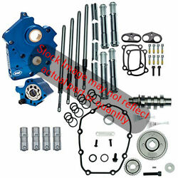 Sands Cycle 310-1005a Gear Drive 465g Cam Chest Kit For Oc M8 Models
