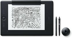 Wacom Intuos Pro Paper Edition Large Pth-860 / K1 Pen Tablet From Japan New