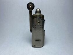 Vintage Ww1 Bowers Mfg Co Original Soldiers Trench Lighter