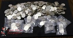 Lot Of 10 Pre 1965 Roosevelt Dimes 90 Silver Assorted Dates And Mint Marks