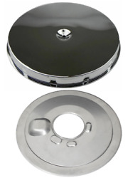 Restoparts Afb Air Cleaner Base And Lid 1965-1966 Gto Grand Prix Bonneville