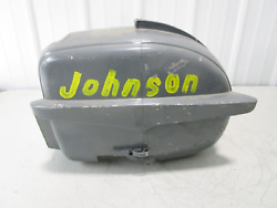 1950and039s Johnson Sea Horse 5 1/2 Hp Outboard Motor Cover Cowl Engine Hood Shroud