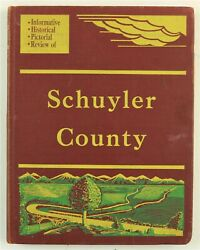 Schuyler County, Illinois Rushville Bader Il 1955 Aerial Photos History Book