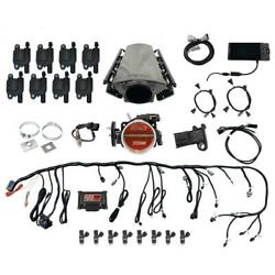 Fitech 78014 Ls Kit Ls3/l92 750hp W/ Coil Pack And Trans Control