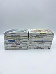 Wii Game Lot 20 Games - Nintendo Wii Family/kids Lot - L6