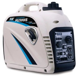 Pulsar Gasoline Powered Recoil Start Portable Inverter Generator Carb Gas New