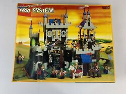 Lego 6090 System Royal Knights Castle, Brand New And Sealed, Box Damage