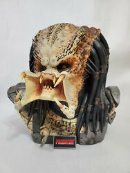 Rare Predator 11 Scale Bust Life-size Mint Condition