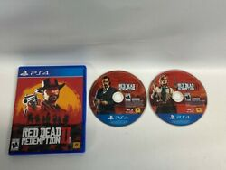 Sony Red Dead Redemption Ii - Ps4 Tdw011104