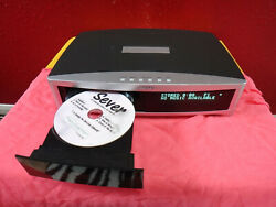 Bose 321 Series-lll Hdmi Gsx Media Cener / Dvd Player Only And039works Perfectand039