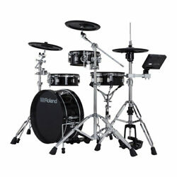 Roland - V-drums Vad103 Electronic Drum Set 4-pc Wood Shell Electronic Drum Set