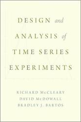 Design And Analysis Of Time Series Experiments By Mccleary Richard mcdowall…