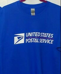 Postal Worker T-shirt   Print On Front And Sleeves