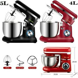 Electric Stand Mixer Fast Kitchen Mix Beater Head Invisible Steel Ball Mixmaster